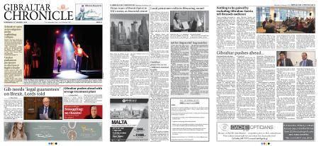 Gibraltar Chronicle – 31 January 2018