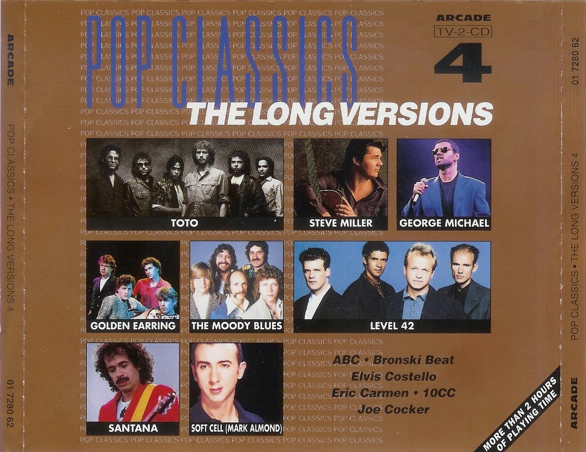 VA - Pop Classics The Long Versions Volume 4