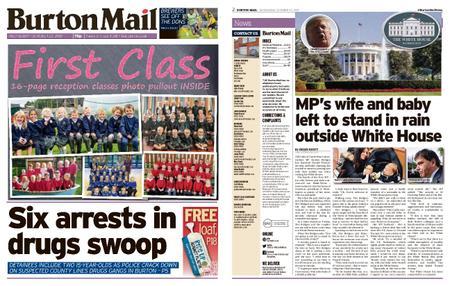 Burton Mail – October 23, 2019