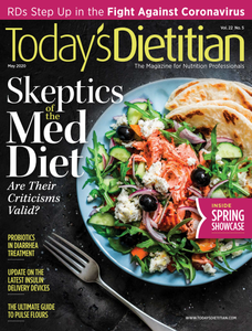 Today's Dietitian - May 2020