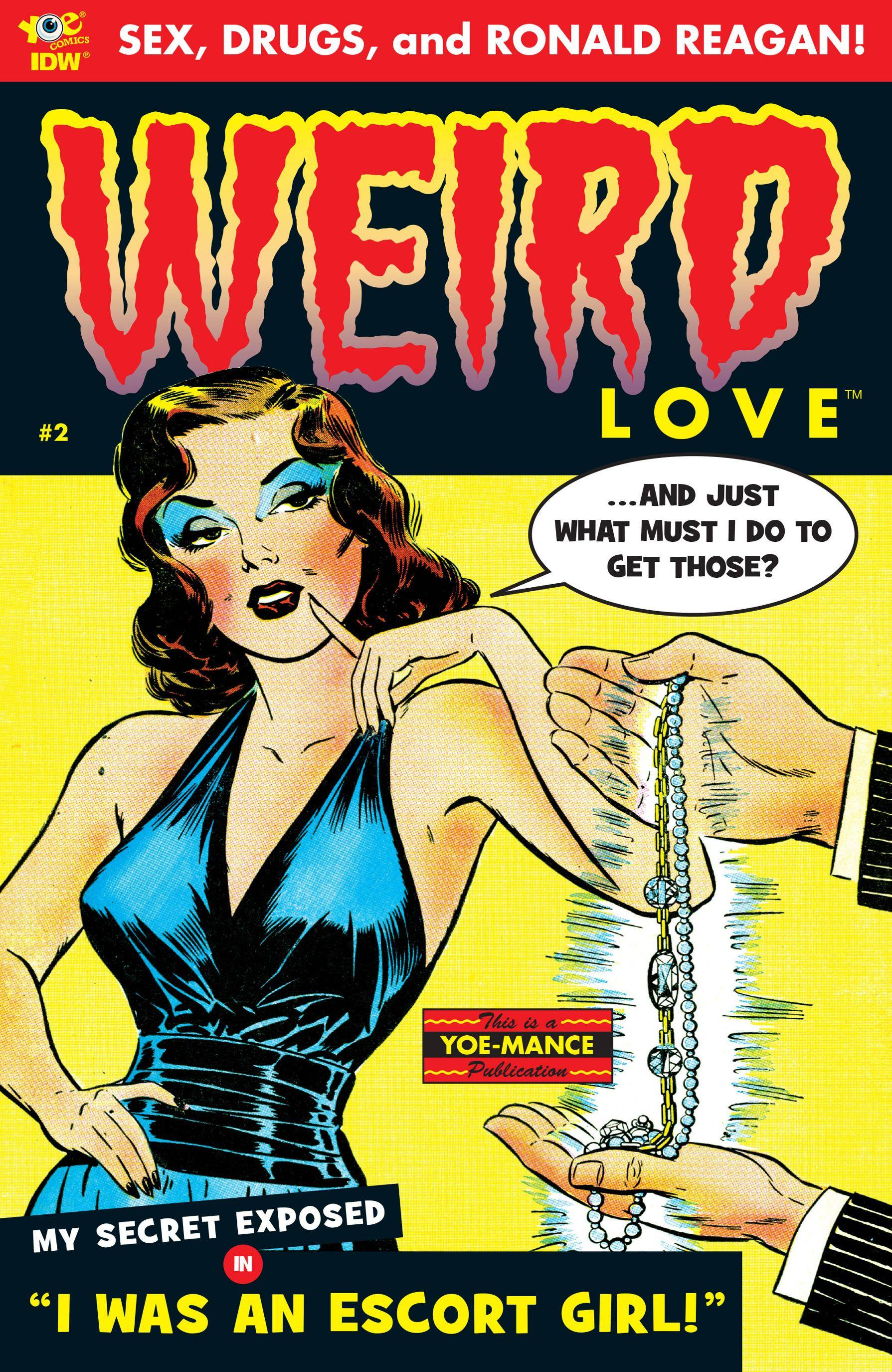 WEIRD Love 002 2014 Digital phillywilly-Empire