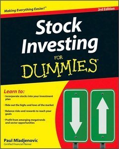 Stock Investing For Dummies, 3rd edition (repost)