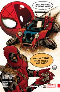 Spider Man Deadpool v08 Road Trip 2019 Digital Kileko Empire