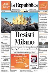 la Repubblica - 20 Marzo 2020