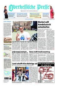Oberhessische Presse Marburg/Ostkreis - 27. April 2018