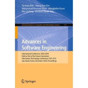 Advances in Software Engineering (Repost)