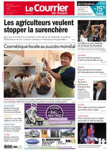 Le Courrier de l'Ouest Angers – 13 septembre 2019