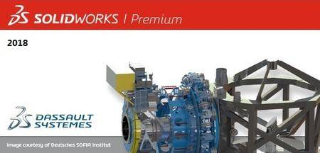 DS SolidWorks 2018 SP0 Full Premium Multilanguage (x64)