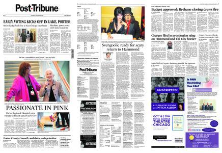 Post-Tribune – October 11, 2018