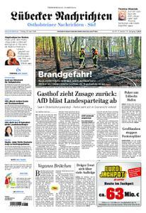 Lübecker Nachrichten Ostholstein Süd - 26. April 2019