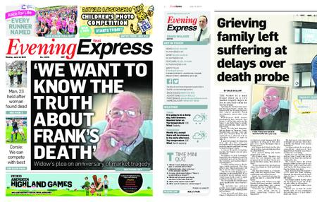Evening Express – June 10, 2019