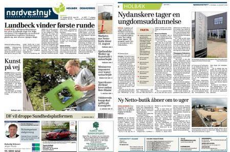 Nordvestnyt Holbæk Odsherred – 15. august 2018