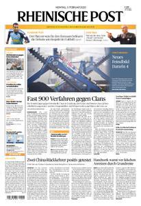 Rheinische Post – 03. Februar 2020