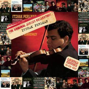 Itzhak Perlman - Original Jacket Collection (10CD Box Set, 2008)