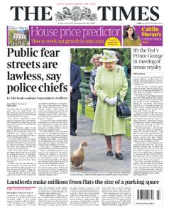 The Times - 5 July 2019