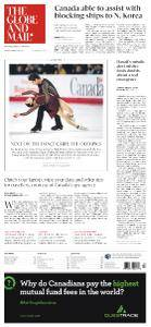 The Globe and Mail - January 15, 2018