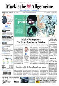 Märkische Allgemeine Luckenwalder Rundschau - 06. April 2019