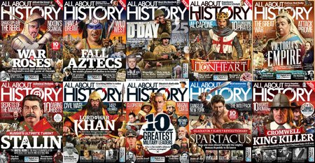 All About History - Full Year 2014 Collection