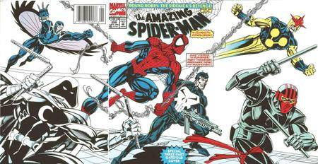 Amazing Spider-Man V1 358 (c2ce-dcp).cbr»