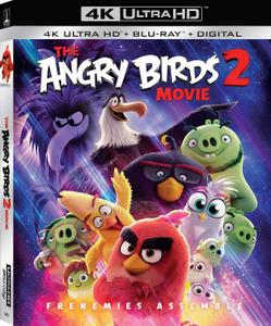 The Angry Birds Movie 2 (2019) [4K, Ultra HD]