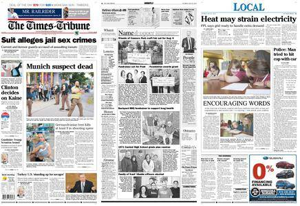 The Times-Tribune – July 23, 2016