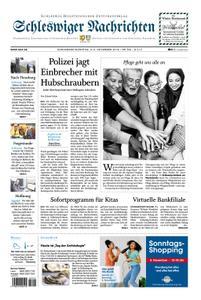 Schleswiger Nachrichten - 03. November 2018