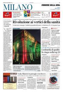 Corriere della Sera Milano – 18 dicembre 2018