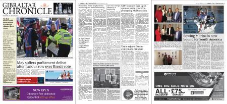Gibraltar Chronicle – 10 January 2019