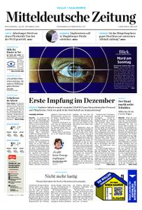 Mitteldeutsche Zeitung Naumburger Tageblatt – 28. November 2020
