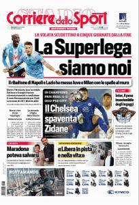 Corriere dello Sport - 28 Aprile 2021