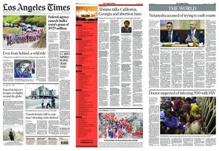 Los Angeles Times – May 17, 2019