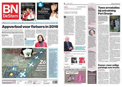 BN DeStem - Bergen op Zoom – 07 december 2017
