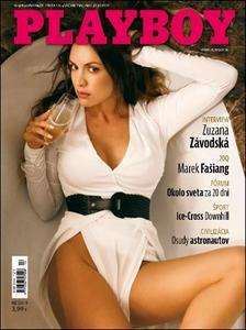 Playboy Slovakia - Február 2019
