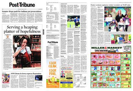 Post-Tribune – February 05, 2020