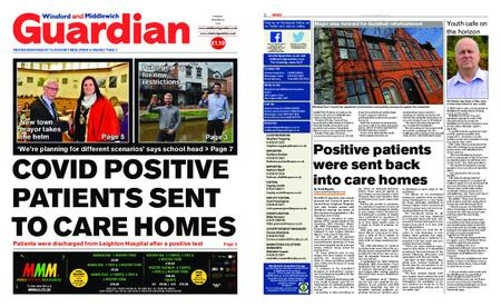 Winsford and Middlewich Guardian – September 24, 2020