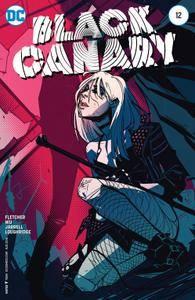 Black Canary 012 2016 Digital