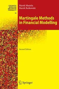 Martingale Methods in Financial Modelling (Repost)