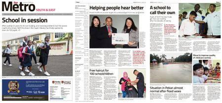 The Star Malaysia - Metro South & East – 17 January 2018