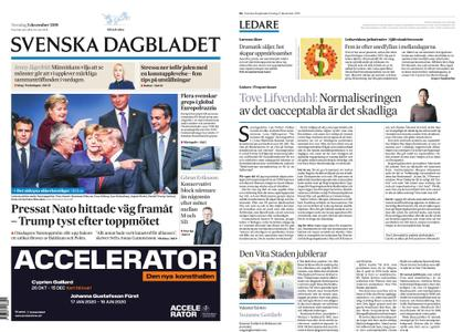 Svenska Dagbladet – 05 december 2019