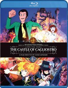 The Castle of Cagliostro / Rupan sansei: Kariosutoro no shiro (1979) [Remastered]
