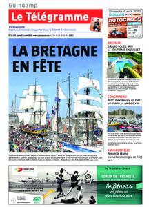 Le Télégramme Guingamp – 03 août 2019