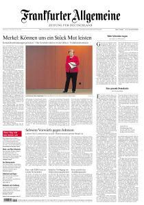 Frankfurter Allgemeine Zeitung - 7 Mai 2020