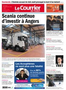 Le Courrier de l'Ouest Angers – 25 septembre 2020