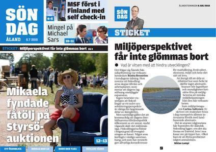 Ålandstidningen – 08 juli 2018