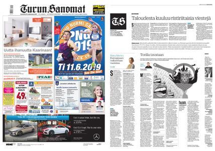Turun Sanomat – 19.05.2019