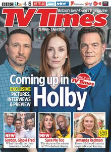 TV Times - 28 March 2020