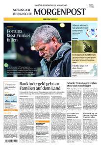 Solinger Morgenpost – 12. Januar 2019