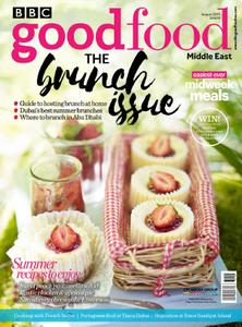 BBC Good Food Middle East - August 2019