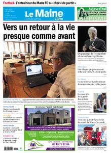 Le Maine Libre Sarthe Loir – 29 mai 2020