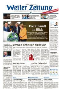 Weiler Zeitung - 08. Oktober 2019